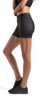 Amari Active Inlet Shorts In Black