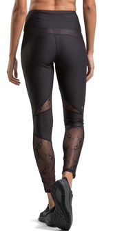 Amari Active Lavish Legging In Black