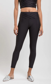 Amari Active Tux Legging In Black