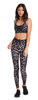 Niyama Sol Black Leopard High Waisted Legging