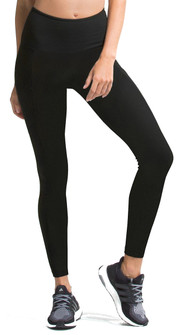 Amari Active Rise Legging In Black