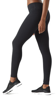 Glyder Apparel Elongate Legging In Black
