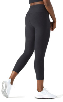 Glyder Apparel Soothe 7/8 Legging In Black