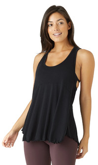 Glyder Apparel Harmony Tank In Black