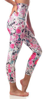 Emily Hsu Designs Catalina Rose 7/8 Legging
