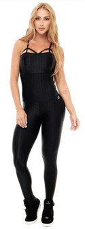 Vestem Black Authentic Bodysuit