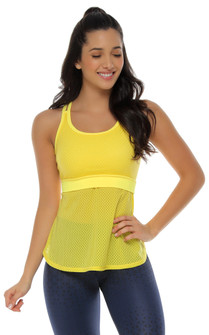 Protokolo Kim Tank In Yellow