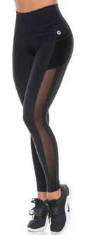 Protokolo Virgina Legging In Black