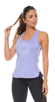 Protokolo Isabel Tank In Lilac