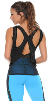 Protokolo Hope Tank In Blk