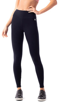 Vestem Sweet Black Basic Legging