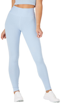 Glyder Apparel Jubilant Legging In Ice Blue