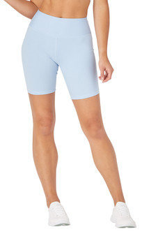 Glyder Apparel High Power Short In Ice Blue