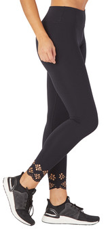 Glyder Apparel Cascade Legging In Black