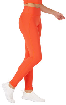Glyder Apparel Jubilant Legging In Strawberry