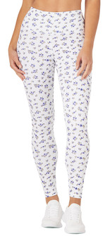 Glyder Apparel Sultry Legging In Ditsy Floral Print