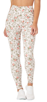 Glyder Apparel Sultry Legging In Strawberry Vines