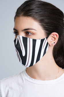 Protokolo Zebra Reversible Face Mask