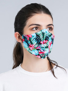 Protokolo Tropical Reversible Face Mask