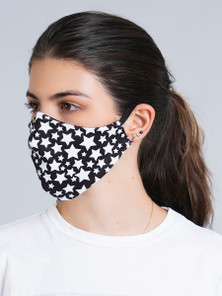 Protokolo Stars Reversible Face Mask