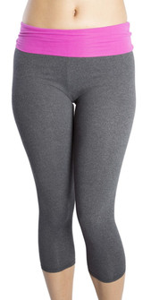 One Step Ahead Supplex High Waist Tranqulity Capri