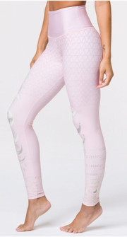 Onzie High Rise Blush Las Lunas Legging