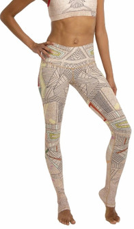 Niyama Sol Aztec Endless Legging