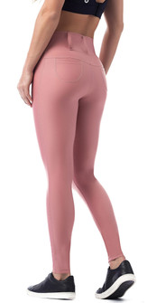 Vestem Jean Style Pocket Legging in Carnation