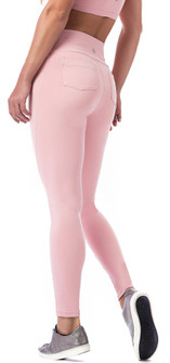 Vestem High Rise Peyton Legging In Pink