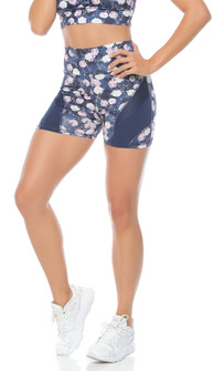 Protokolo Juliet Shorts In Floral