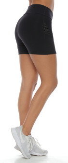 Protokolo Juliet Shorts In Black