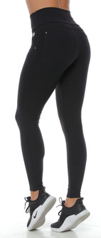 Prokokolo Naomi Leggings In Black