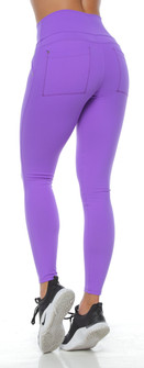 Prokokolo Naomi Leggings In Purple
