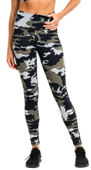 Mono B Jungle Camo Highwaist Legging