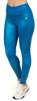 Protokolo Fiona Leggings In Teal