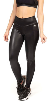 Protokolo Miranda Leggings In Black