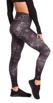 Niyama Sol Midnight Camo High Waisted Legging