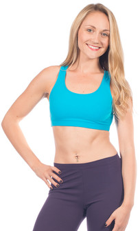 One Step Ahead Yoga Top