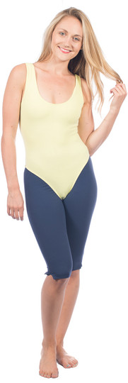 One Step Ahead Supplex Tank Leotard
