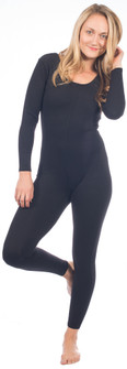 One Step Ahead Supplex Long Sleeve Bodysuit