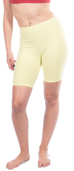 One Step Ahead Cotton Long Bike Shorts