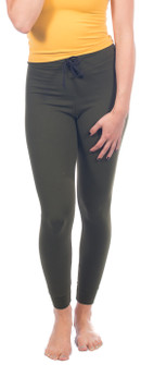 One Step Ahead Closeout Colors Supplex Drawstring Leggings