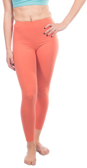 One Step Ahead Closeout Colors Cotton Leggings