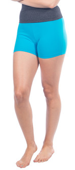 One Step Ahead Closeout Colors Cotton Bike Shorts