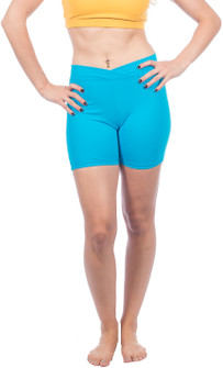 One Step Ahead Supplex V Front Shorts