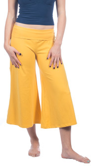 One Step Ahead Supplex Roll Waist Gaucho Capris
