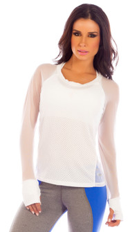 Protokolo White Whisper Top