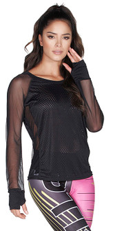 Protokolo Black Whisper Top