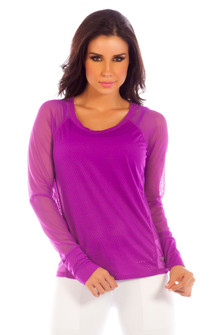 Protokolo Purple Whisper Top