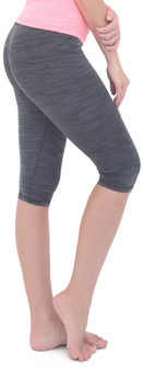 50% Off Luna Jai Ultra Soft Heather Grey Capri